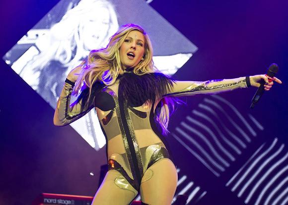 Ellie Goulding at Viejas Arena