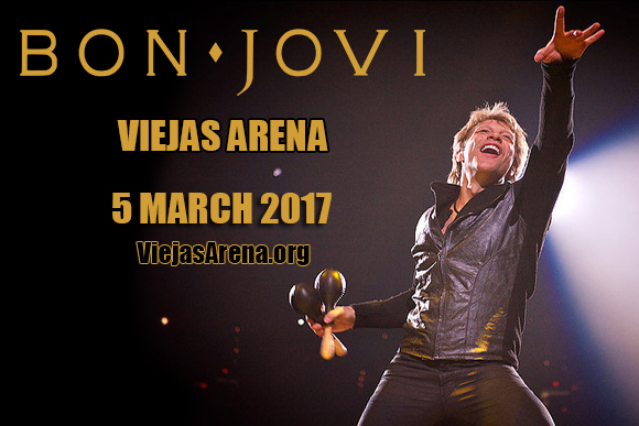 Bon Jovi at Viejas Arena