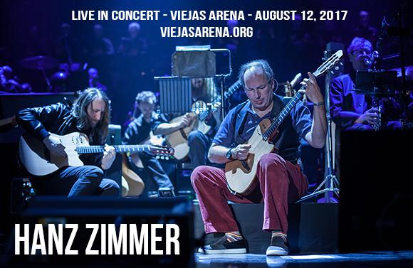 Hans Zimmer at Viejas Arena