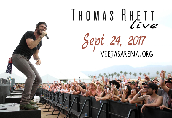 Thomas Rhett, Old Dominion & Walker Hayes at Viejas Arena