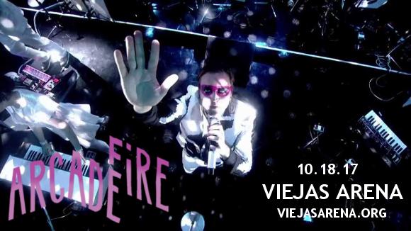 Arcade Fire at Viejas Arena