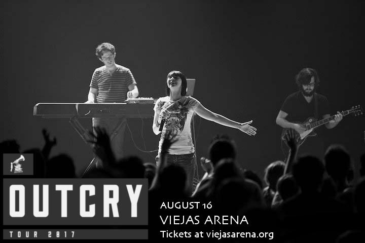 Outcry Tour: Jesus Culture, Lauren Daigle, Bethel Music & Chad Veach at Viejas Arena