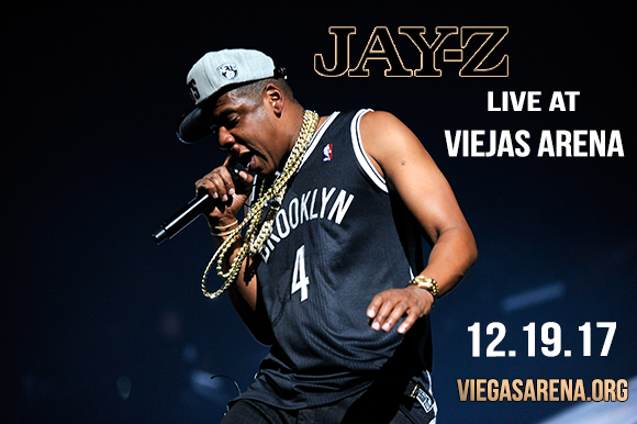 Jay-Z at Viejas Arena