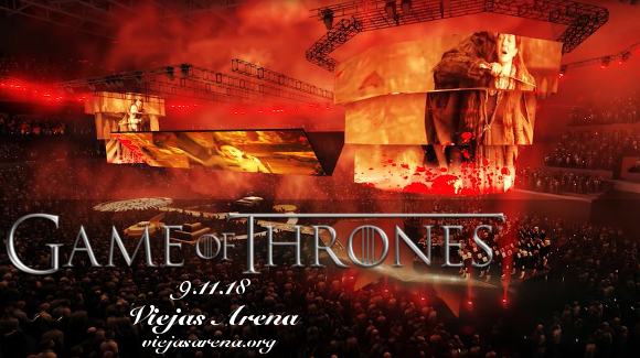 Game of Thrones Live Concert Experience at Viejas Arena