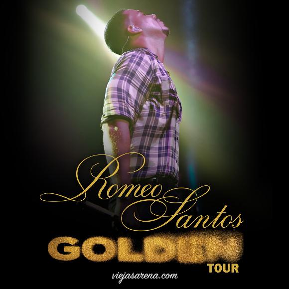Romeo Santos at Viejas Arena