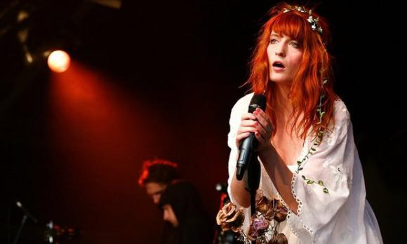 Florence and The Machine at Viejas Arena
