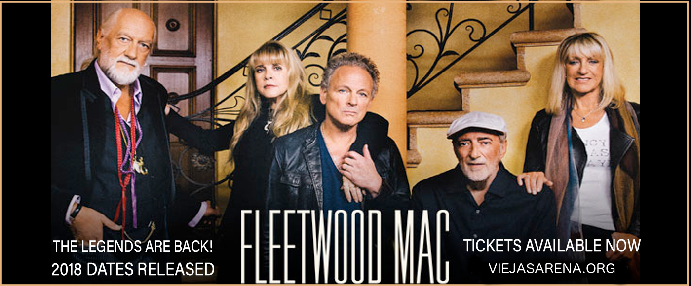 Fleetwood Mac at Viejas Arena