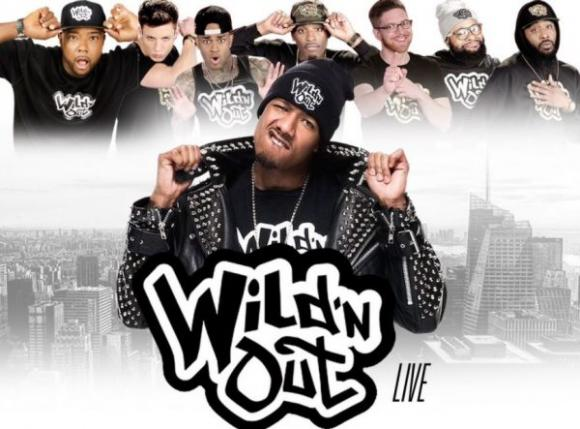 Nick Cannon's Wild 'N Out Live at Viejas Arena