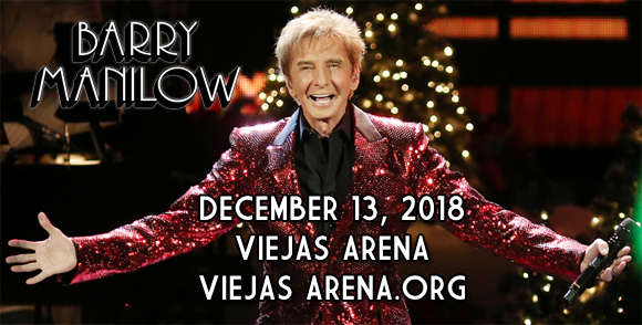 Barry Manilow at Viejas Arena