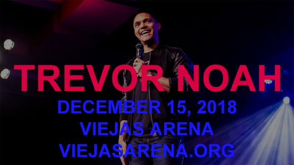 Trevor Noah at Viejas Arena