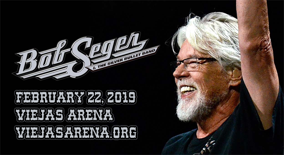 Bob Seger And The Silver Bullet Band at Viejas Arena