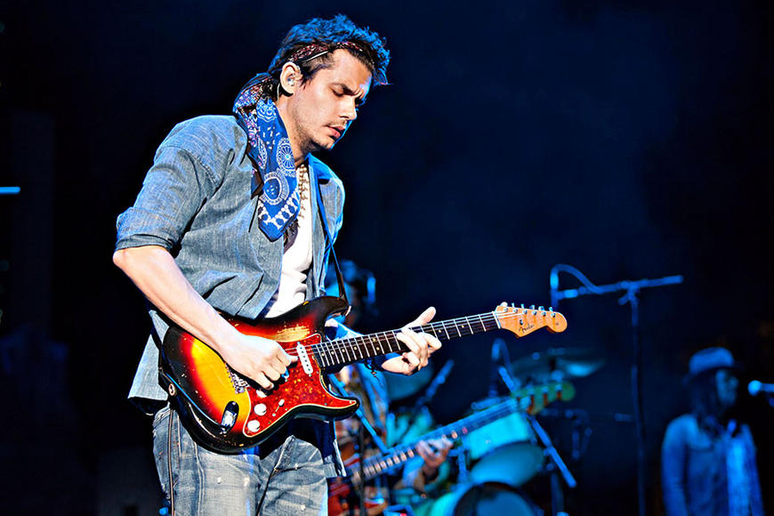 John Mayer at Viejas Arena