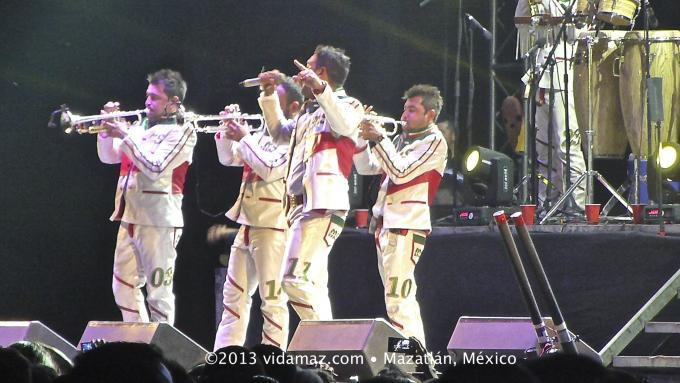Banda Ms Viejas Arena