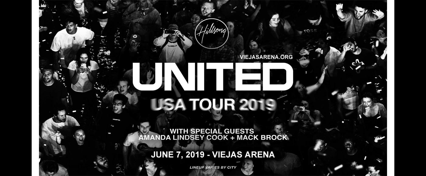 Hillsong United at Viejas Arena
