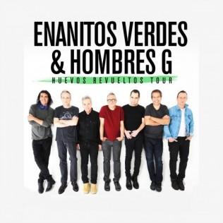 Enanitos Verdes & Hombres G at Viejas Arena