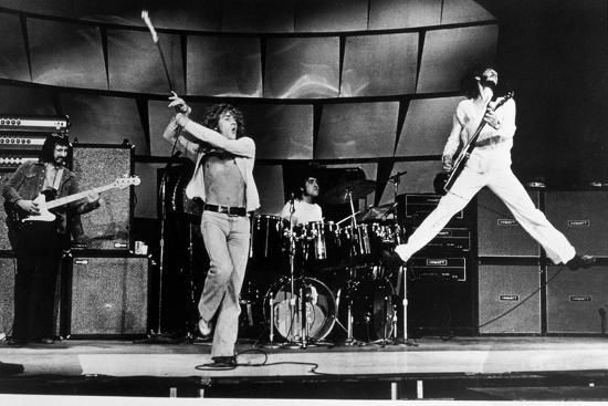 The Who at Viejas Arena