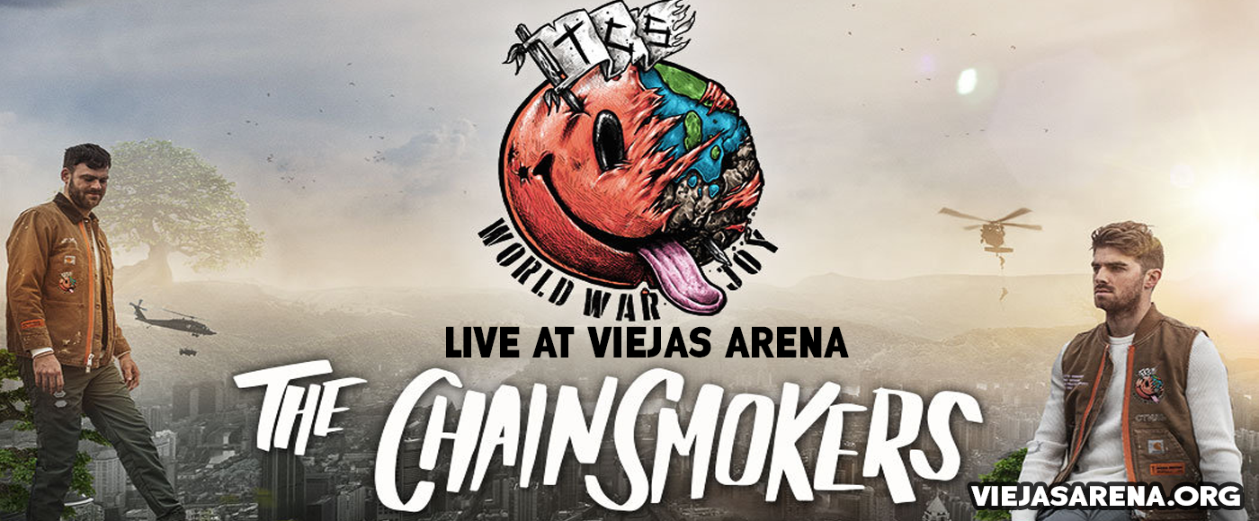 The Chainsmokers & 5 Seconds of Summer at Viejas Arena