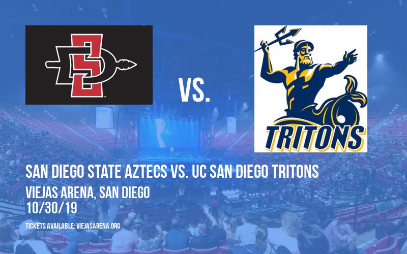 Exhibition: San Diego State Aztecs vs. UC San Diego Tritons at Viejas Arena