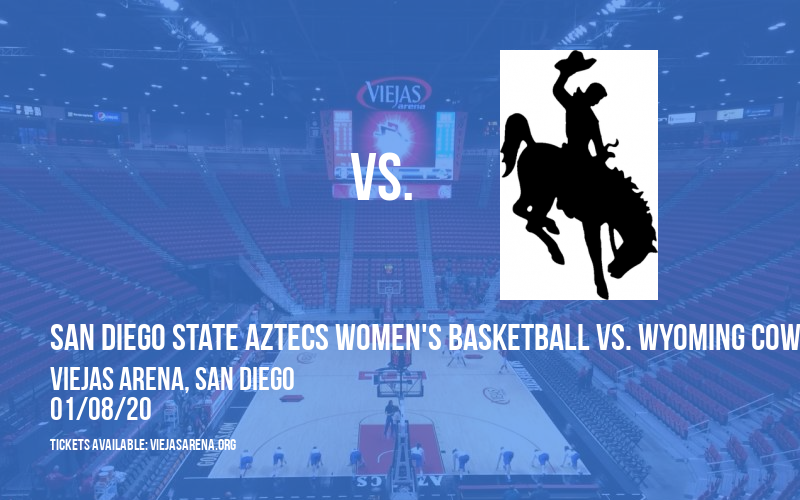 San Diego State Aztecs Women's Basketball vs. Wyoming Cowboys at Viejas Arena