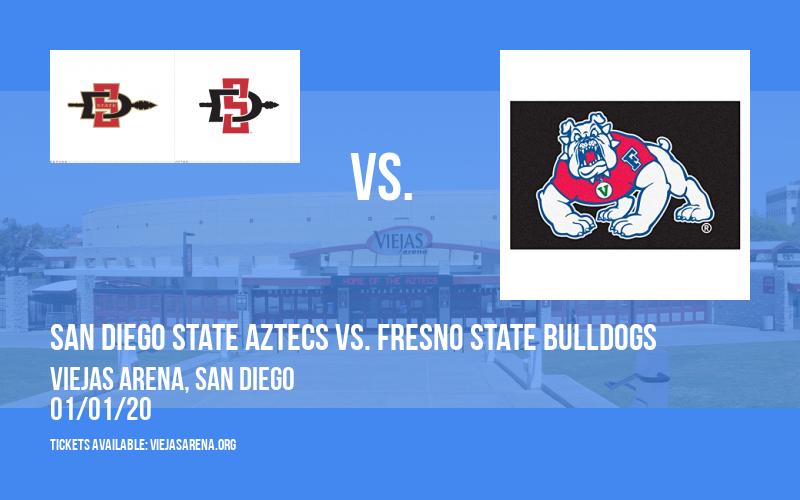 San Diego State Aztecs vs. Fresno State Bulldogs at Viejas Arena