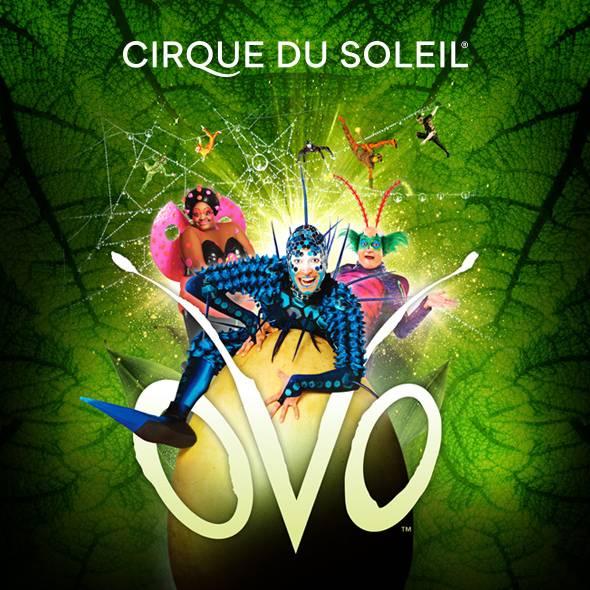 Cirque Du Soleil - Ovo at Viejas Arena