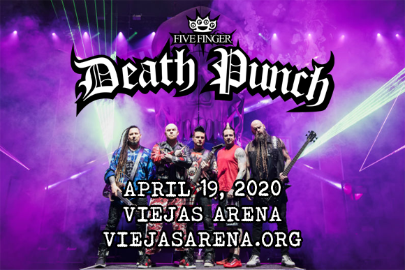Five Finger Death Punch, Papa Roach, I Prevail & Ice Nine Kills at Viejas Arena