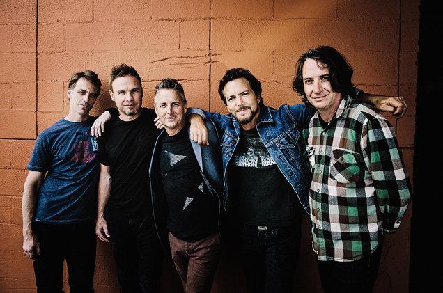 Pearl Jam at Viejas Arena